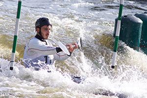 Benjamin - K1 Slalom