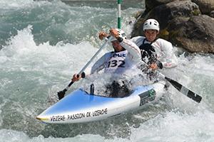 Gürgen & Antoine - C2 Slalom