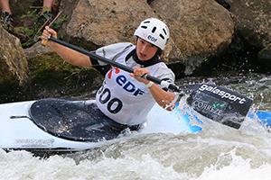 Lucie - C1 Slalom