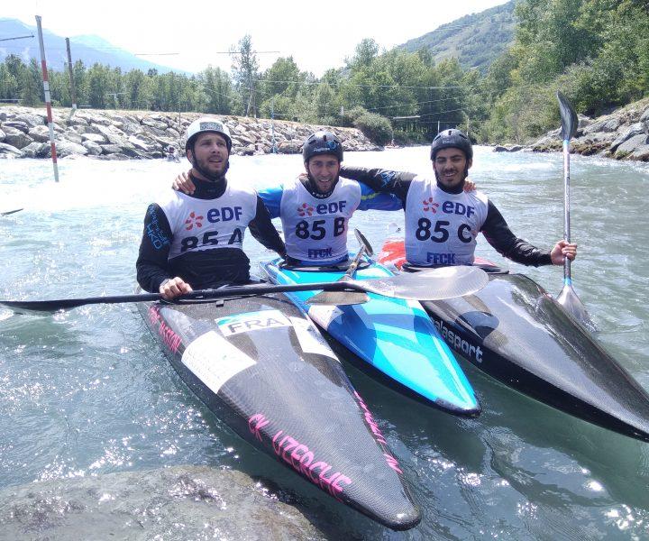 Patrouille de France Kayak Senior CKU TEAM 2018