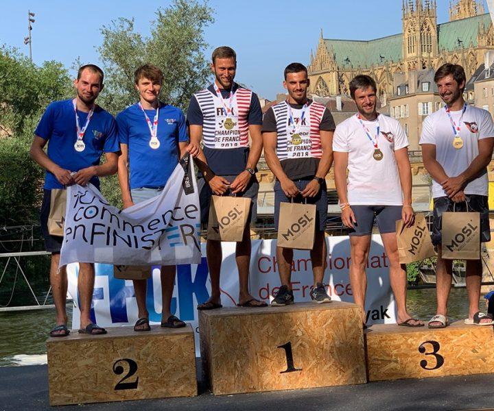 Champion C2 2019 CKU TEAM Benjamin et Nicolas